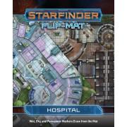 Boite de Starfinder Flip Mat : Hospital