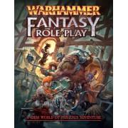 Warhammer Fantasy Roleplay- Rulebook