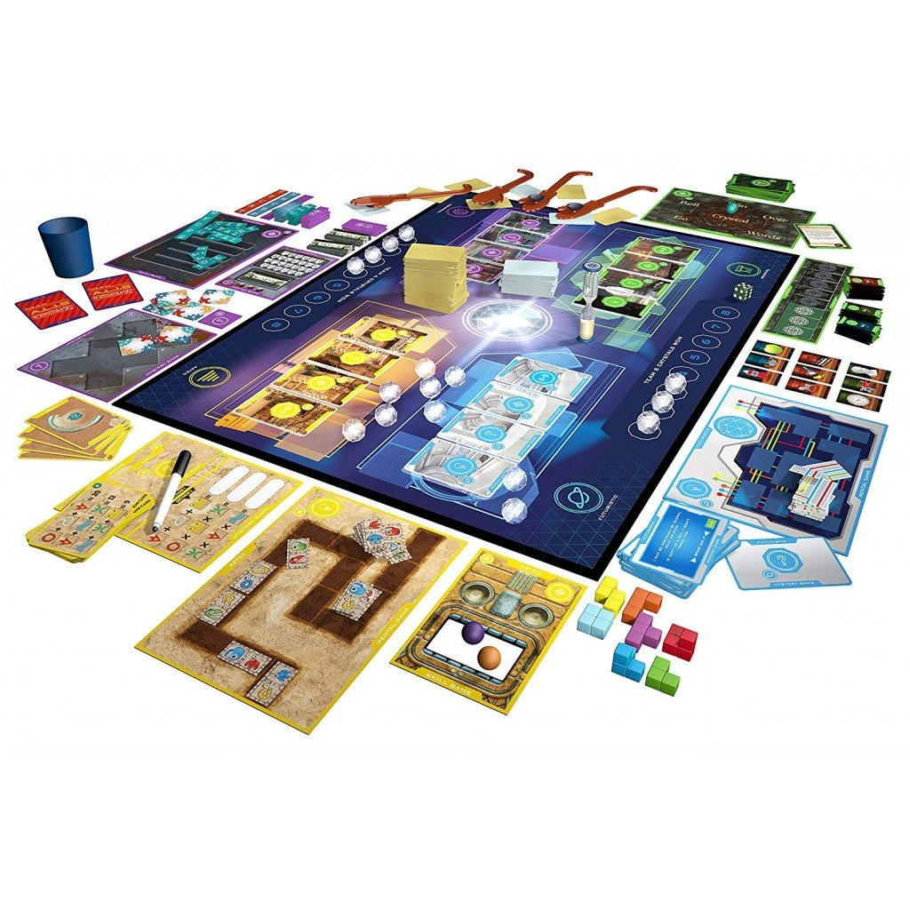 Buy The Crystal Maze Board Game Board Game Esdevium