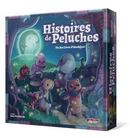 Buy Histoires De Peluches Board Game Plaid Hat Games