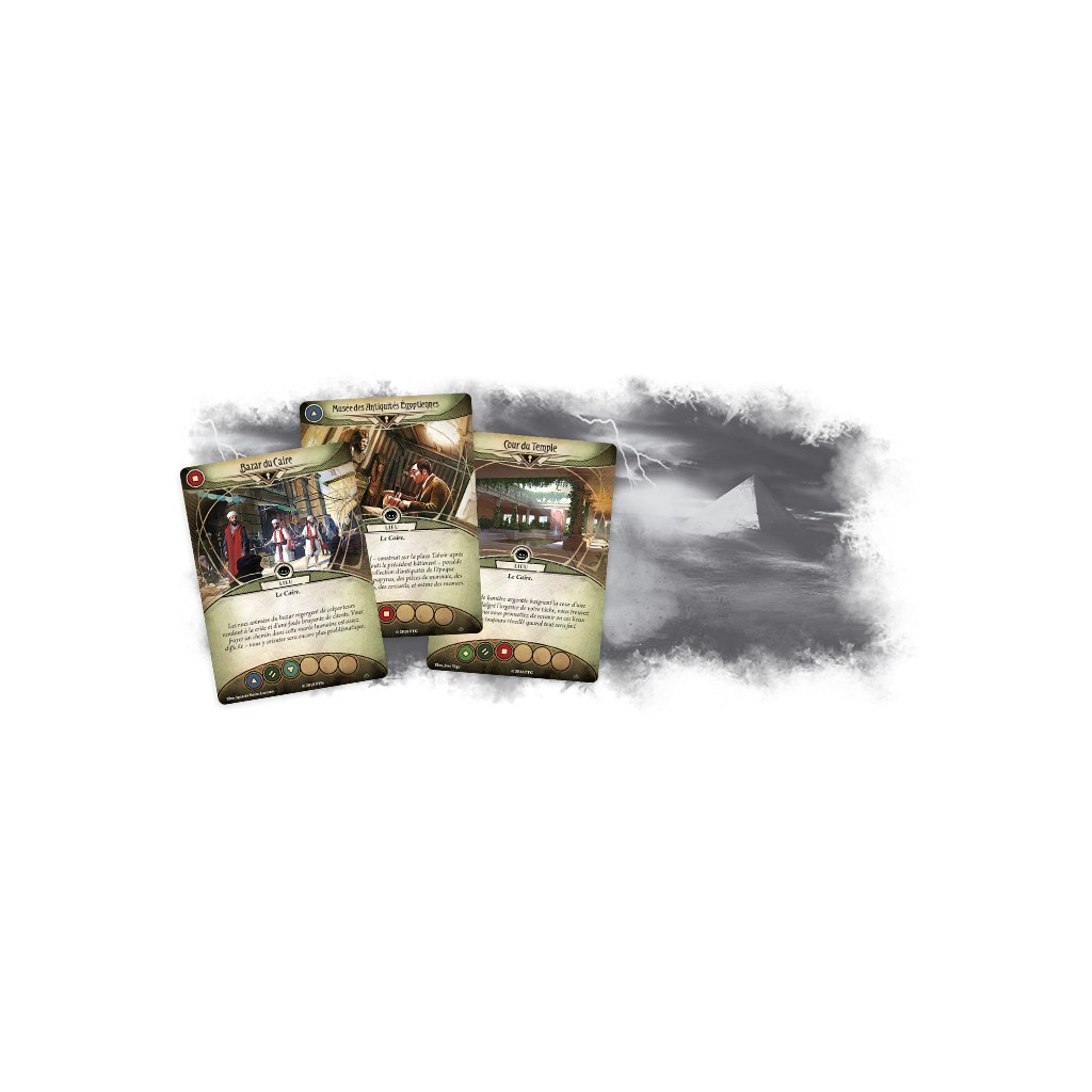 arkham horror lcg how to play magnifying glass
