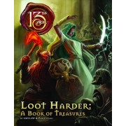 13th Age Fantasy RPG - Loot Harder pas cher