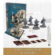 Harry Potter, Miniatures Adventure Game: Barty Crouch Sr & Aurors