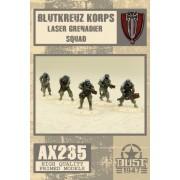Dust - Laser Grenadier Squad