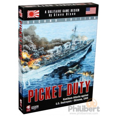 Picket Duty - 2nd Edition