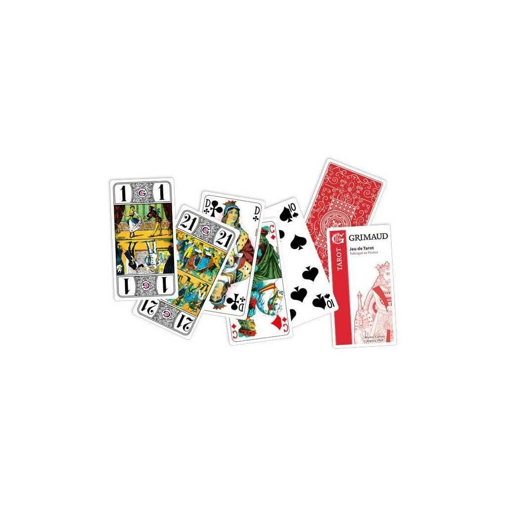 Jeu De Cartes Tarot 54 Cartes Complet Ferd Piatnik Vienne Xixeme Siecle Ebay