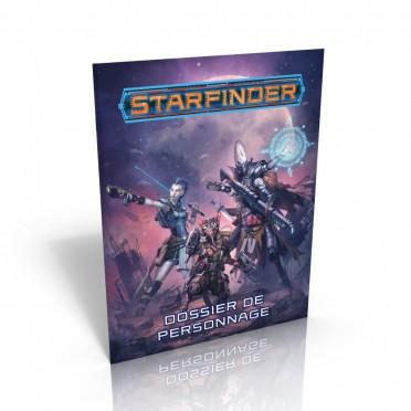 Starfinder - Dossier de Personnage