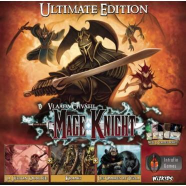 Ultimate Mage Knight Jeu de Plateau