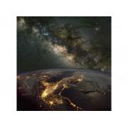 "Playmats - Latex - Tapis recto/verso - X-Wing 9 Dark Planet - 36""x36"""