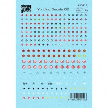 Infinity Decals – Yu Jing 03