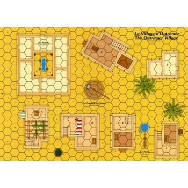 Cry Havoc - Village d'Outremer