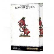 Age of Sigmar : Destruction - Gloomspite Gitz Mangler Squigs