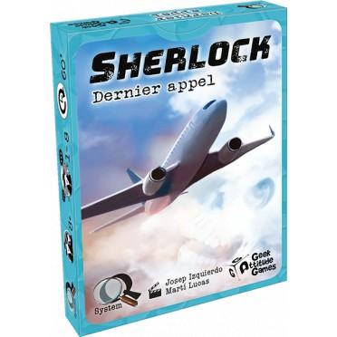 Q-System - Sherlock :Dernier Appel