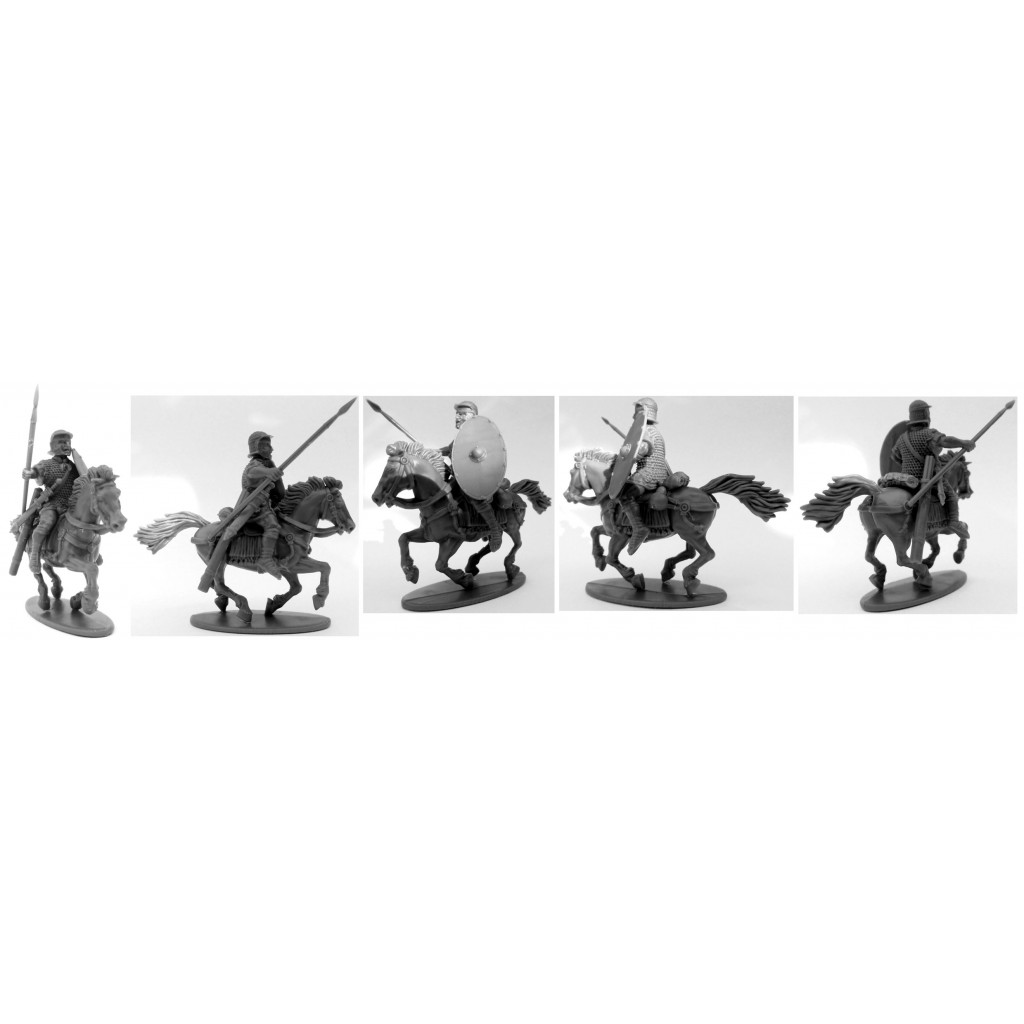 Victrix VXA035 28mm Early Imperial Roman Cavalry