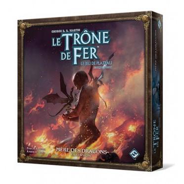 Le Trône de Fer - le jeu de plateau 2nd ed : Mère des Dragons