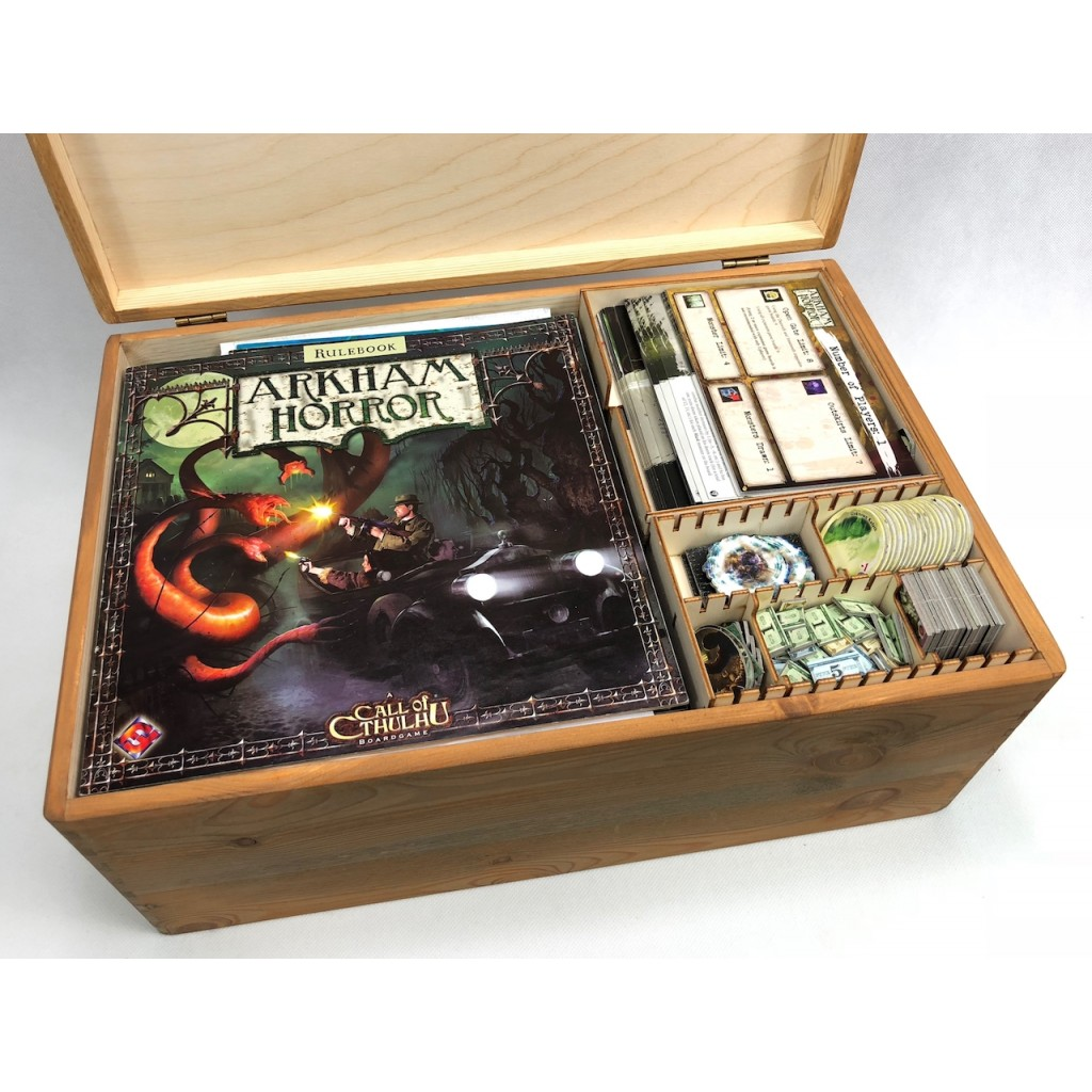 arkham horror 2nd edition insert