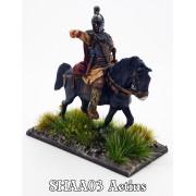 Saga - Aetius, Magister Militum