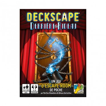 Deckscape -Derrière le Rideau