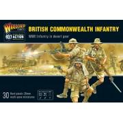 Bolt Action - British - British Commonwealth Infantry (in desert gear)