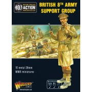 Bolt Action - British 8th Army Support Group