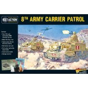 Bolt Action - British - 8th Army Carrier Patrol