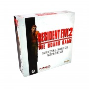 Resident Evil 2 - The Board Game, the Survival Horror Expansion