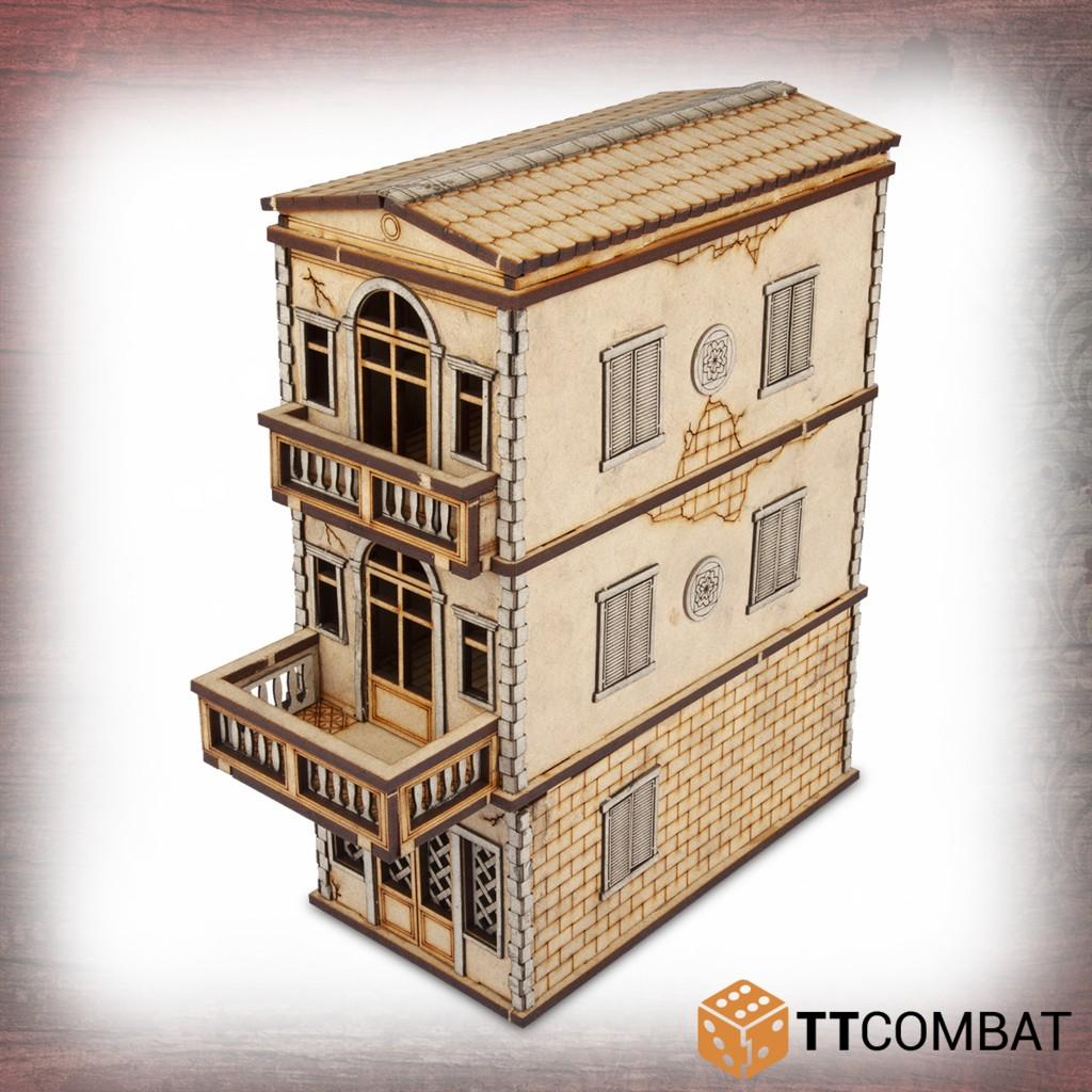 Buy Streets of Venice - Casa Diana - Board Game - TTCombat