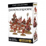 Age of Sigmar : Start Collecting - Daemons of Khorne