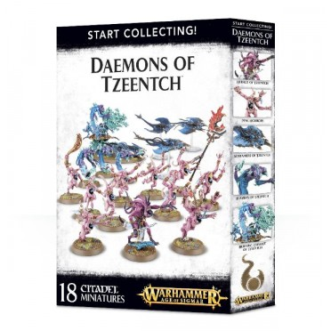 Age of Sigmar : Start Collecting - Daemons of Tzeentch
