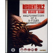 Resident Evil 2 - The Board Game: Malformations of G: B-Files