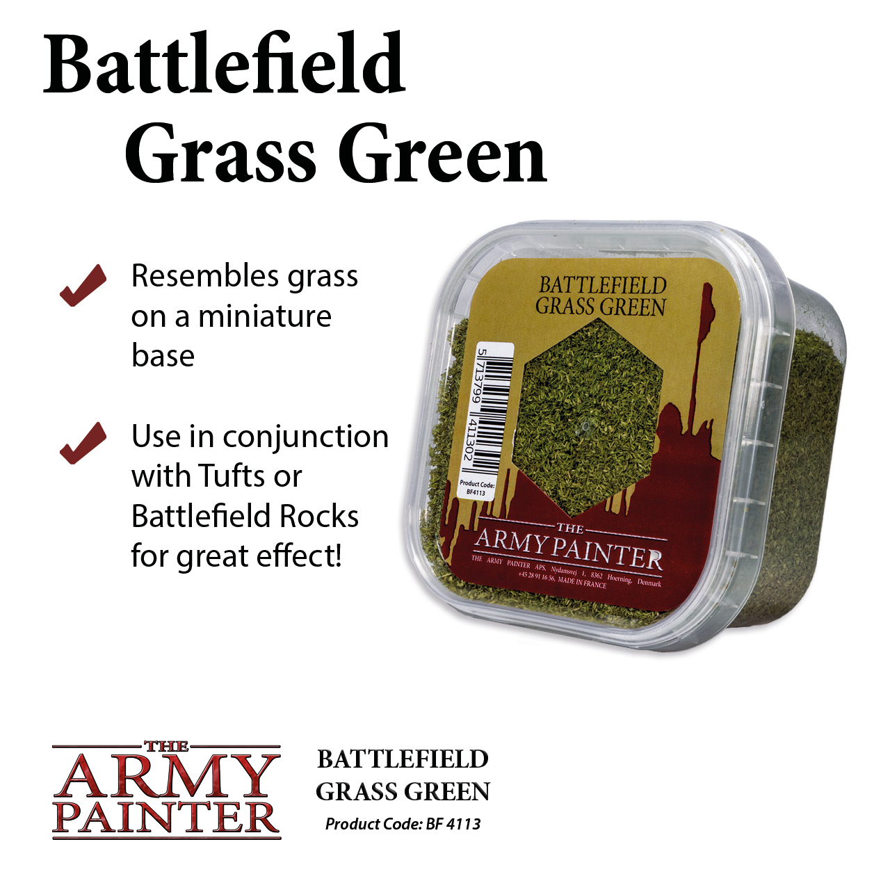 Buy Battlefield Grass Green - Board Game - Army Painter