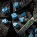 Dice Set Elvish Glacier & White (7) 3