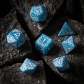 Dice Set Elvish Glacier & White (7) 4