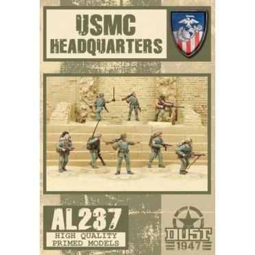 Dust - USMC Headquarters