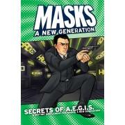 Masks - Secrets of A.E.G.I.S