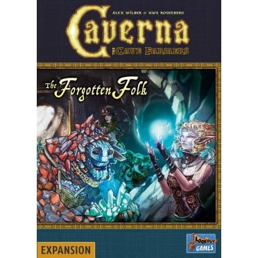 Buy Caverna The Forgotten Folk Expansion Board Game