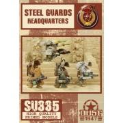 Dust - Steel Guard Headquarters