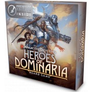 Magic The Gathering : Heroes of Dominaria Board Game : Premium Edition