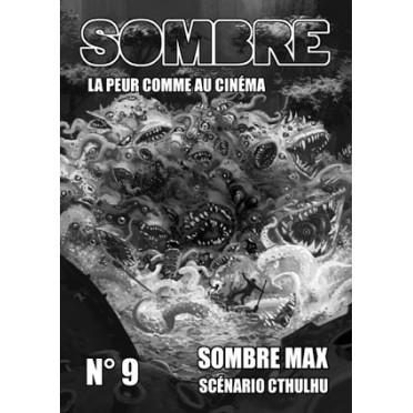 Sombre - La Peur comme au Cinéma n°9