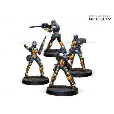 Infinity - Yu Jing - Celestial Guards