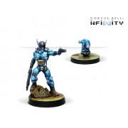 Infinity - Panoceania - Echo Bravo, Fast Intervention Unit (Paramedic)