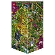 Puzzle - Deep Jungle - 2000 Pièces