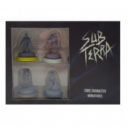 Sub Terra : Minis Personnages