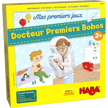 My Very First Games - At the Doctor's