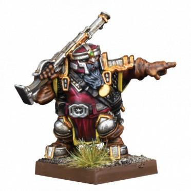 Vanguard: Sentinelle de Fer