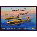 Blood Red Skies- British - Boulton Paul Defiant Squadron, 6 planes 0