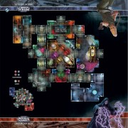 Star Wars Imperial Assault: Skirmish Maps - Coruscant Back Alleys