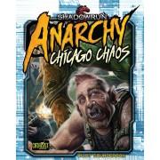 Boite de Shadowrun - Anarchy : Chicago Chaos