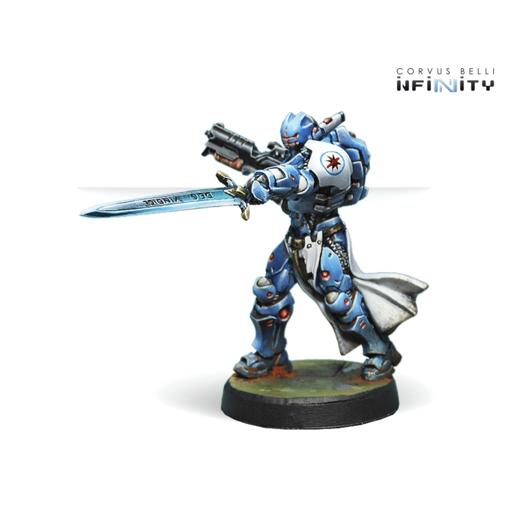 Buy Infinity Panoceania Military Order Father Knight