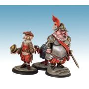 Briskars - Quintors - Piggaro, Mercapor & Glouglou